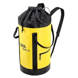 Petzl, Bucket 35 liter, yellow