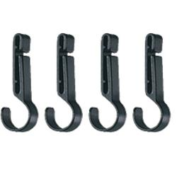Petzl, Head lamp clips for thin edged helmets