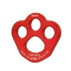 ISC, Small Rigging Plate Red