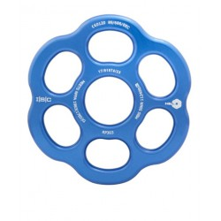 ISC, Halo Medium Rigging Plate - Ali-Blue