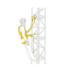Petzl, Kit Fall Arrest & Work Positioning s2