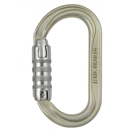 Petzl, Karabijnhaak Oxan Triact, triple lock, internationaal