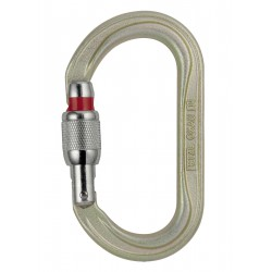 Petzl, Karabijnhaak Oxan, screw lock