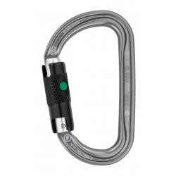 Petzl, Karabijnhaak Am'D, Ball-Lock, D-Vorm
