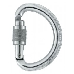 Petzl, Karabijnhaak Omni, screw lock