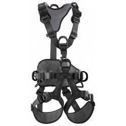 Petzl, Avao Bod Fast Black, Internationaal, mt1