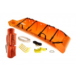 Skedco Complete Rescue System orange