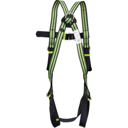 Body harness 2 attachment points which 1 on chest strap